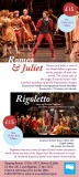 2012 Royal Opera House Leaflet